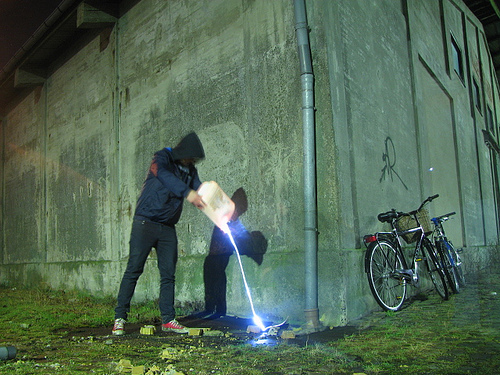 40+ Awesome Light Graffiti Pictures 5