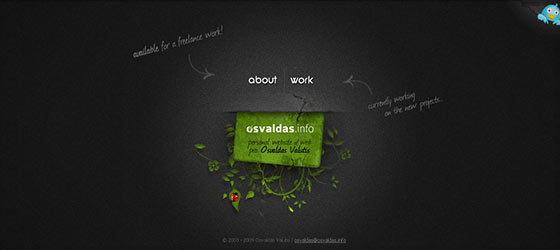 50+ Beautiful Single Page Website Designs For Your Inspiration 13