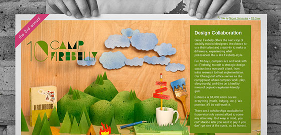 50+ Beautiful Single Page Website Designs For Your Inspiration 22