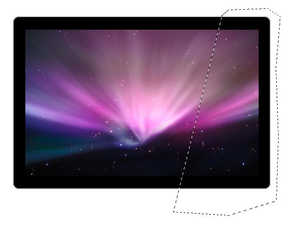 Create a Realistic Apple LED Cinema Display in Photoshop 6