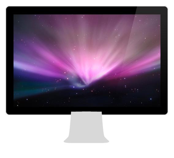 Create a Realistic Apple LED Cinema Display in Photoshop 12