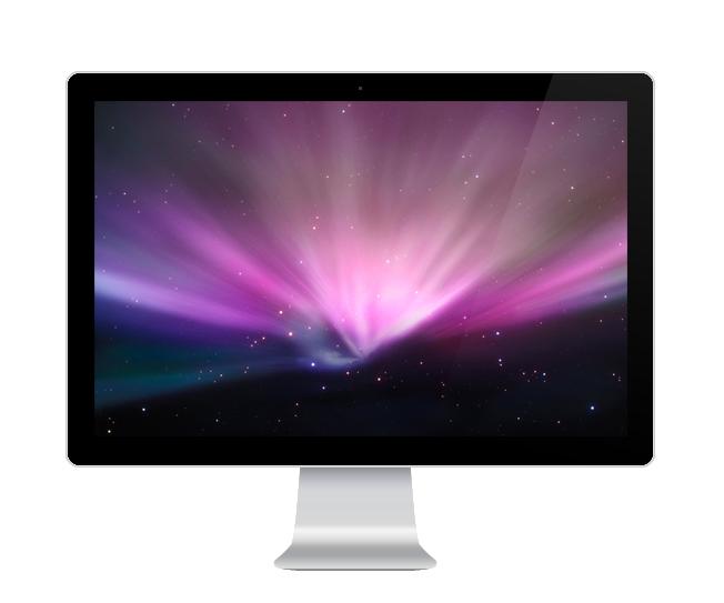Create a Realistic Apple LED Cinema Display in Photoshop 17