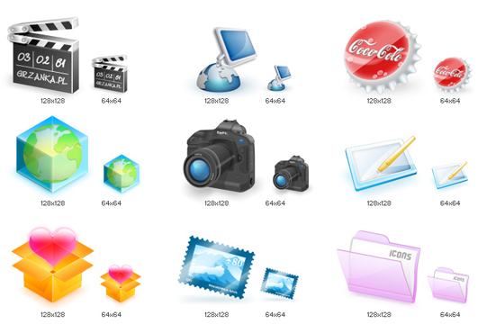 30 Fresh Free Icon Sets For Web Designers And Developers 22