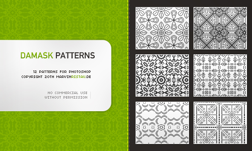 The Ultimate Collection of Free Photoshop Patterns 26