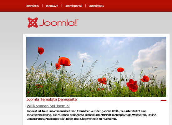 30 Free Joomla Website Themes Collection 17