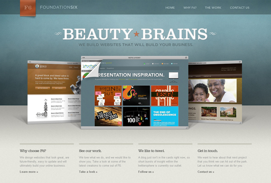 35 Beautiful DIV/CSS Web Designs For Your Inspiration 21