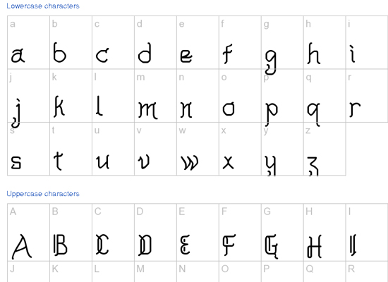 20+ Most Amazing Free Handwritten Fonts for Web designers 11