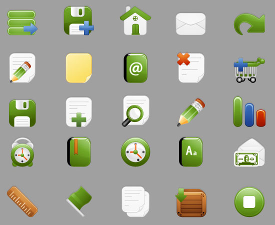 Best Free E-Commerce Icons For Web Designers 3