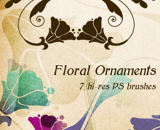 100+ Most Useful Free Photoshop Brushes for Web Designers 7