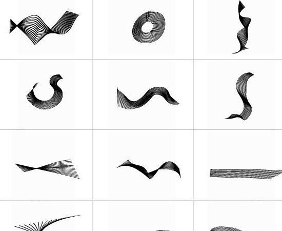 100+ Most Useful Free Photoshop Brushes for Web Designers 13