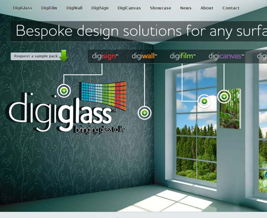 Fresh Beautiful and Inspirational Web Design Interfaces 6