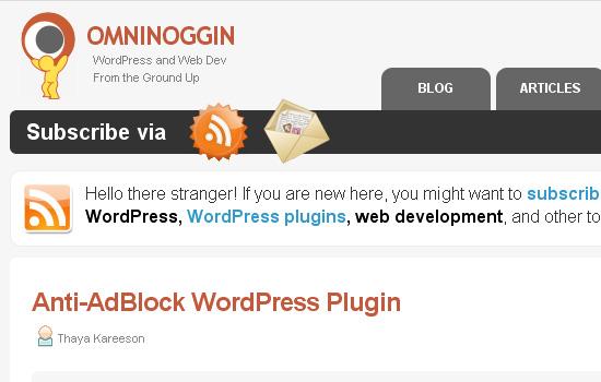 20 Most Useful WordPress Tricks and Plugins 9