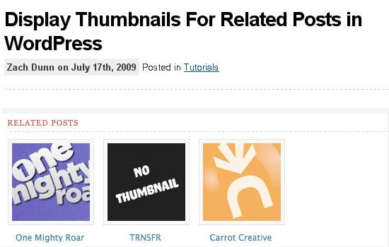 20 Most Useful WordPress Tricks and Plugins 17