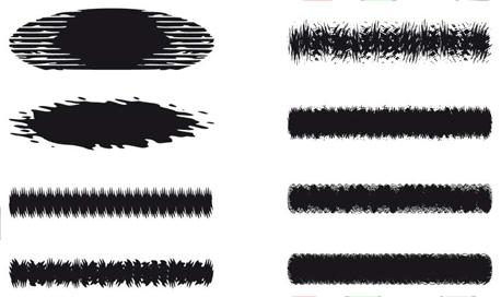 25 Excellent Sets of Free Adobe Illustrator Brushes 7