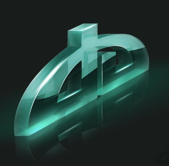 25 Spectacular Creative 3D Logos from Deviant Art 15