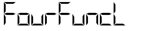 20 Best Useful Digital Fonts for LED Banner Designing 6