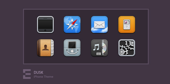 20 Beautiful Free Icon Sets for Designers 17