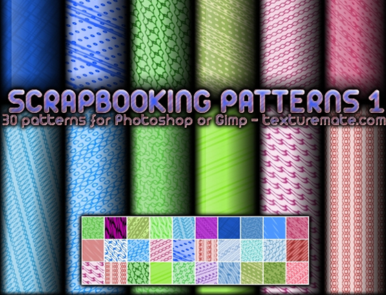 20 Absolutely Free Beautiful Photoshop Patterns for Web Designers 7