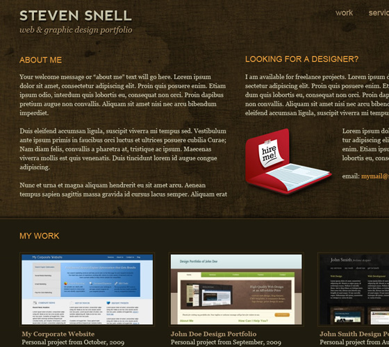 20 Most Useful Photoshop Tutorial to Create High Quality Web Design Layout 14