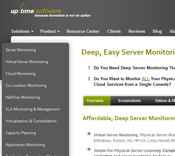 10 Most Useful Server Monitoring Tools for Web Developers 3