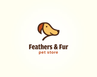 30 Creative Hand-Picked Animal Inspired Logo for Inspiration 3