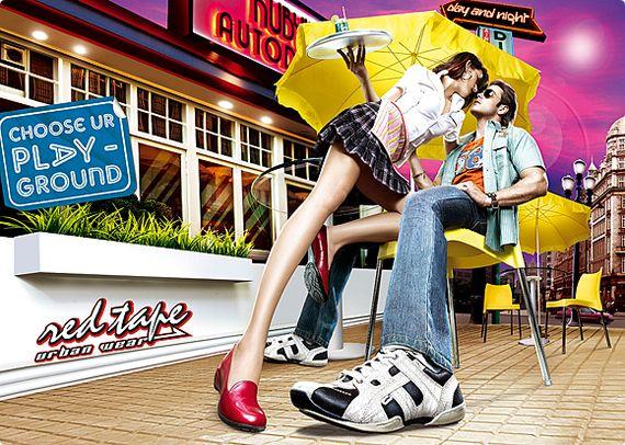30 Inspirational Fashion Ad Designs 2