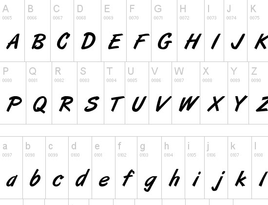 15 Beautiful New Free Fonts for Designers 14