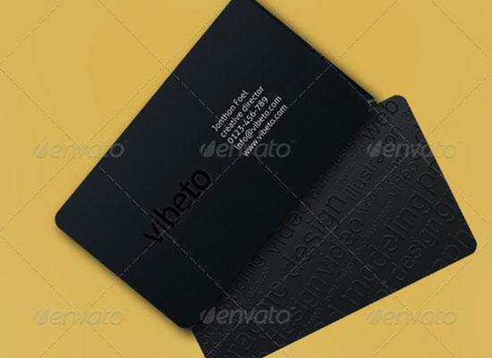 20 Excellent Premium Business Card Design Resources 9