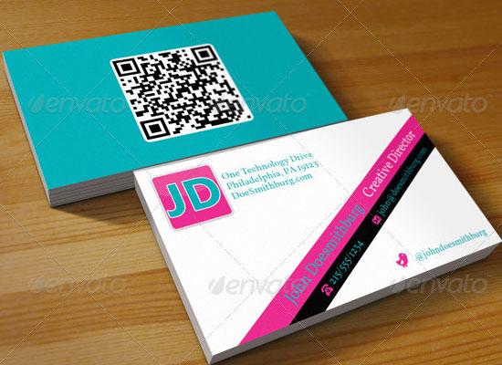 20 Excellent Premium Business Card Design Resources 1