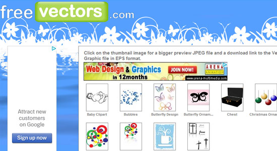 Free Photoshop and Vector Resources for Designers 18