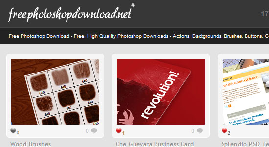 Free Photoshop and Vector Resources for Designers 4