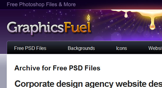 Free Photoshop and Vector Resources for Designers 7