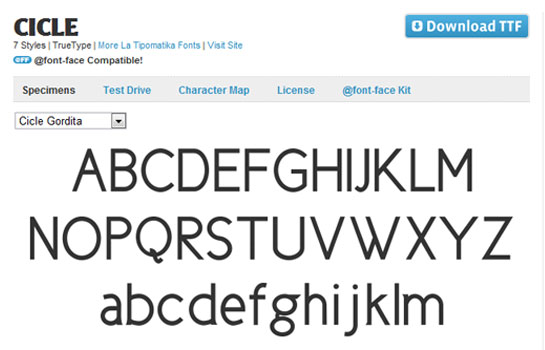 11 Most Efficient Free Fonts to Create Elegant Designs 2