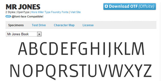 11 Most Efficient Free Fonts to Create Elegant Designs 6