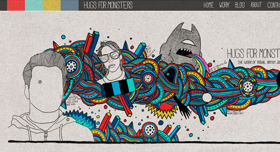 30 Creative Portfolio Designs to Inspire Designers 2