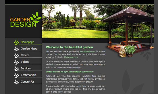 40 High Quality Free XHTML/CSS Web Template for Developers 11