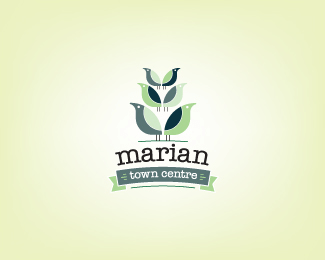 50 Creative Organic Theme Inspired Logo 16