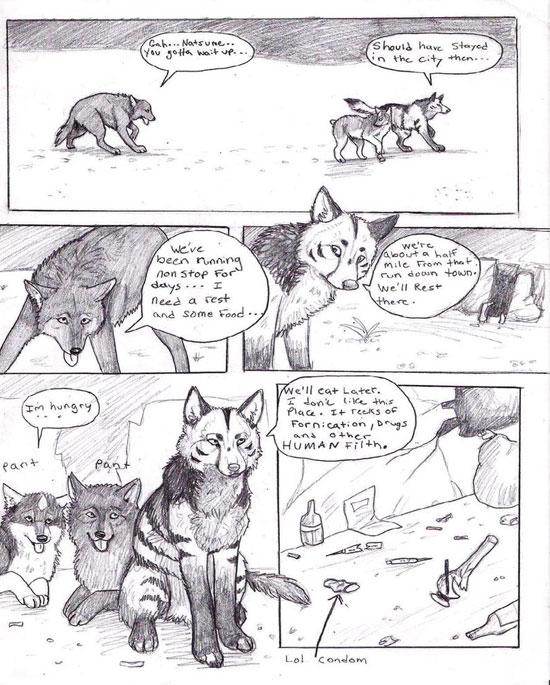 Monday Mania #1: Beautiful Story in Comic Art Sketch-1 9