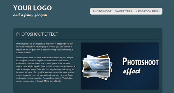 10 Amazing Free HTML5 and CSS3 Template 5