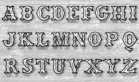 20 Useful Grunge Free Fonts for Web Designers 9