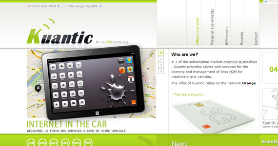 20 Creative Web Design in green Color 9