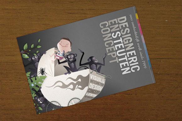 15 Excellent Business Card Design 6