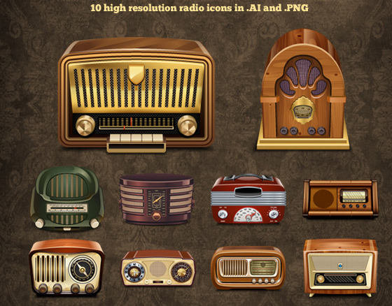 20 Free Vector and PNG Icon Set for Designers 11