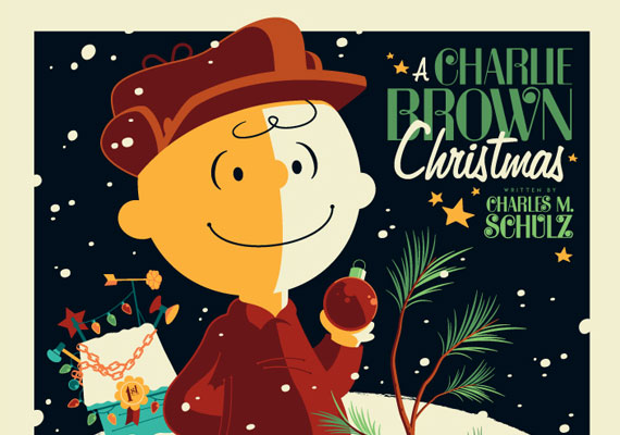 15 Awesome Christmas Poster Design 10