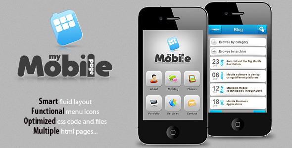 15 Exceptional Premium Mobile Template 7
