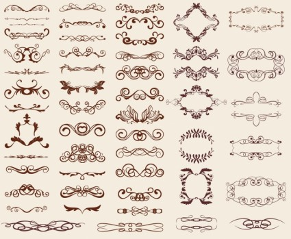 Huge Round Up of Free Vectors for Designers 8