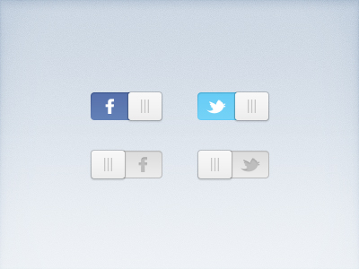 20 Beautiful Web 2.0 Button Designs For Your Inspiration 7