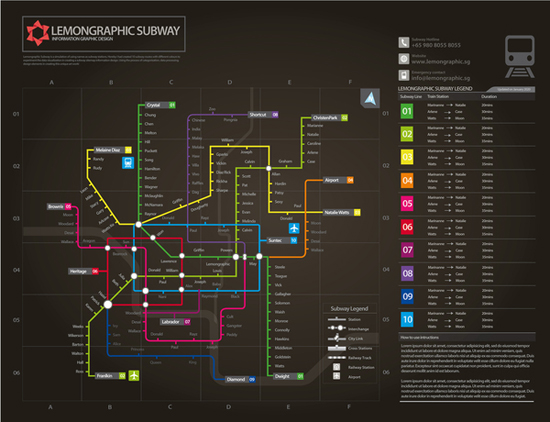 25 Awesome Infographic Designs 8