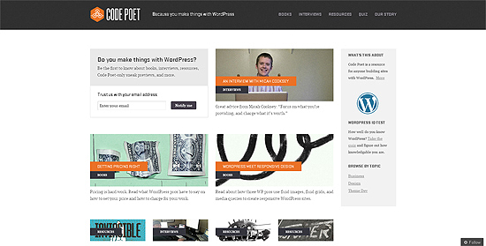 30 Creative CSS3 Website Designs 12