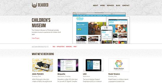 30 Creative CSS3 Website Designs 15